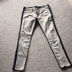 Volcom sound check skinny jean pants